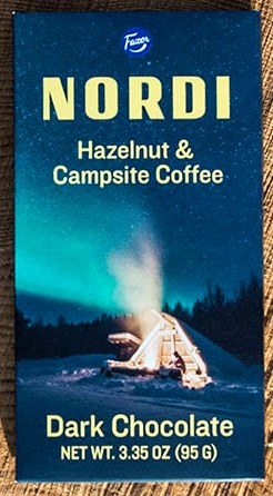 Fazer NORDI Hazelnut & Campsite Coffee dark choc (OUT OF STOCK)