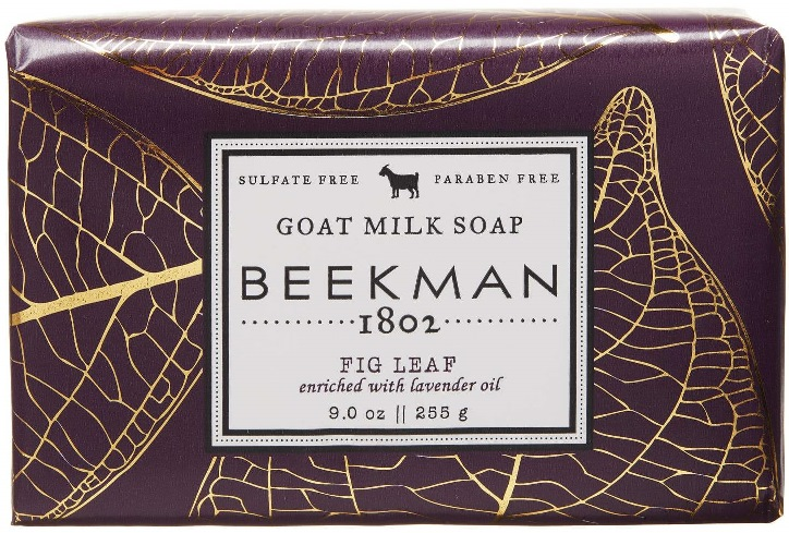 Beekman 1802 Goat Milk Soap - Fig Leaf (ONLY 5 LEFT)