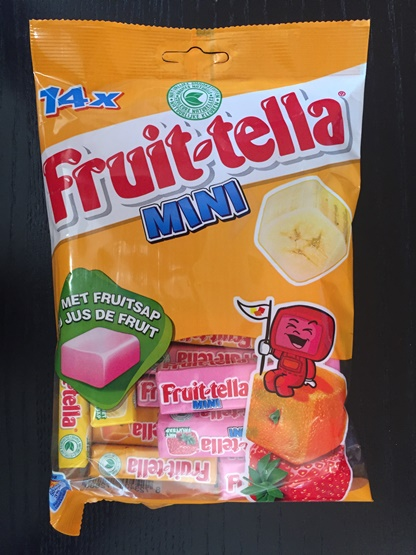 Fruit-tella Mini - Bag(PRE-ORDER)