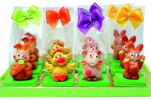 Funsch Marzipan Bunny or Duck or Lamb (1 ONLY) (EASTER)