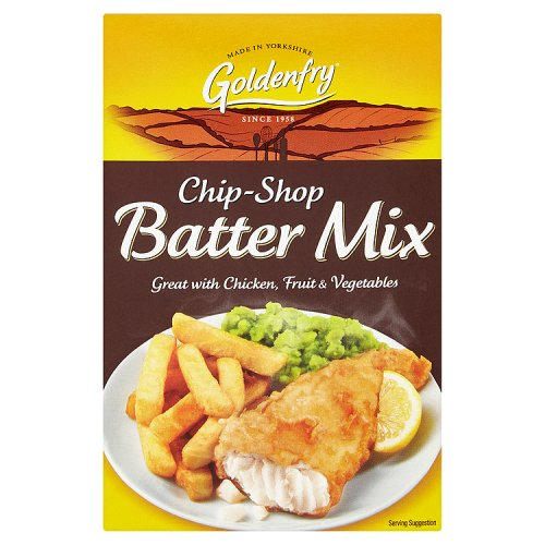 Goldenfry Chip shop Batter Mix(6 LEFT)SELL-BY 01FEB21