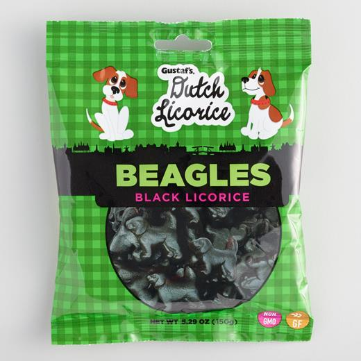 Gustafs Beagles Dutch Licorice
