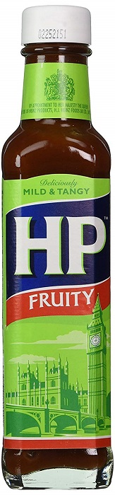 HP Fruity Sauce Mild & Tangy (green label)(SELLBY MARCH 2020)