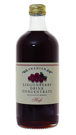 *Hafi Swedish Lingonberry Concentrate (ONLY 6 LEFT)