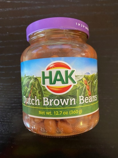 Hak Dutch Brown Beans