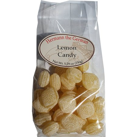 Hermann The German Lemon Candy (OUT OF STOCK)