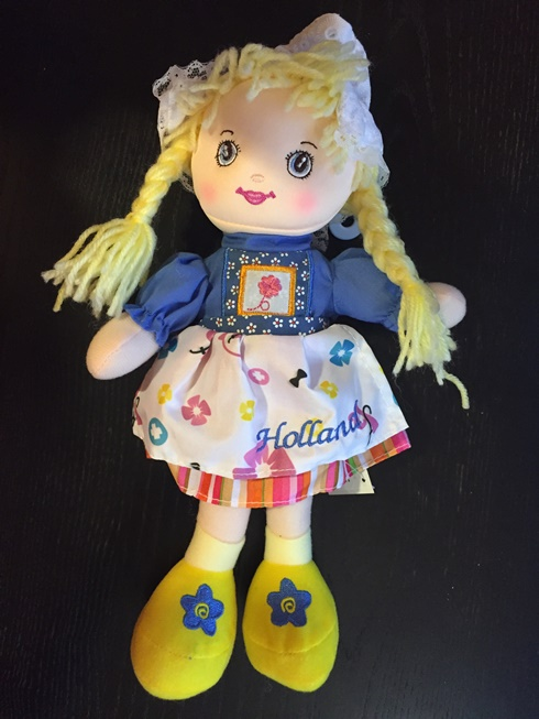 Holland Doll - soft