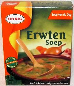Honig Erwtensoep / Split Pea Soup (SELL-BY JUNE 2019)