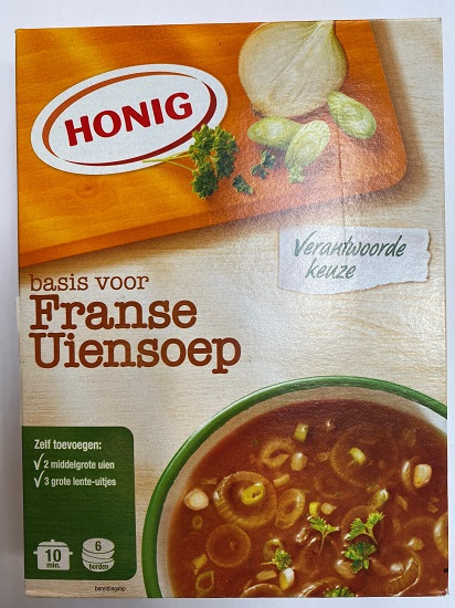 Honig Franse Uiensoep mix (French onion soup) (OUT OF STOCK)