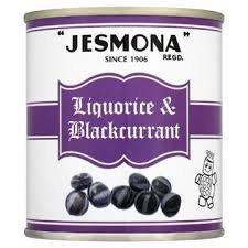 *Jesmona Liquorice & Blackcurrant (3 LEFT)