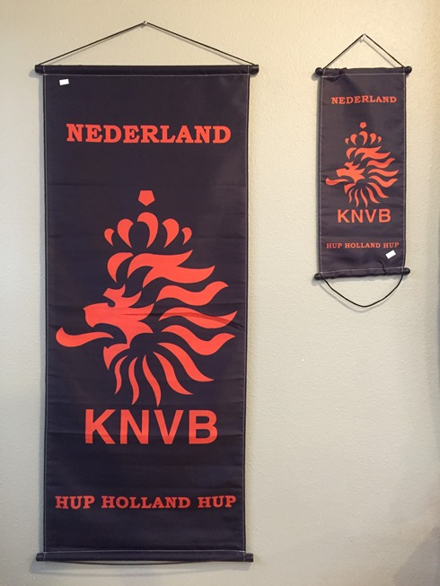 KNVB Banner Small