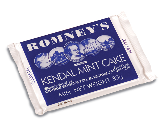 Romneys Kendal Mint Cake (white)
