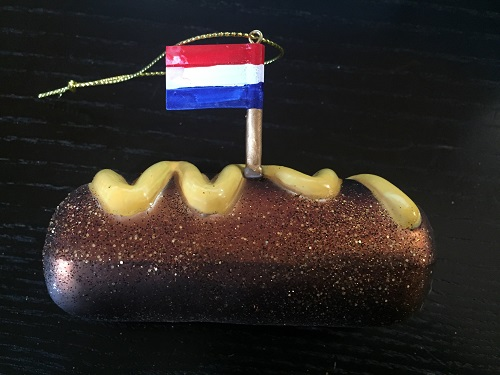 Dutch Kroket Ornament (3 LEFT)