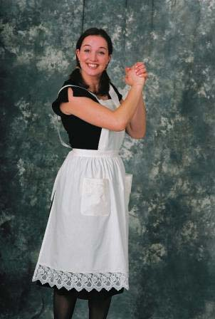 Dutch Women's Full Apron (Out of stock)
