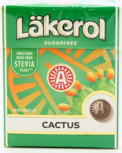 Lakerol Cactus Sugarfree (SELL-BY 18SEP2020) (10 LEFT)