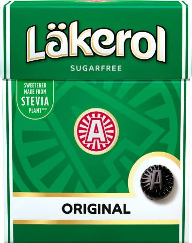Lakerol Original Sugarfree (OUT OF STOCK)
