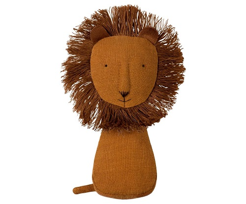 Maileg Noah's Friends, Lion Rattle (3 left)
