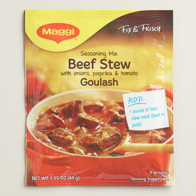 Maggi Goulash/Beef Stew Mix