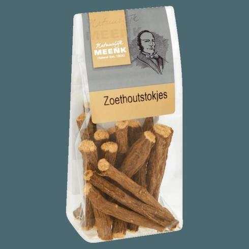 Meenk Chewable Licorice Root (Zoethoutstokjes)