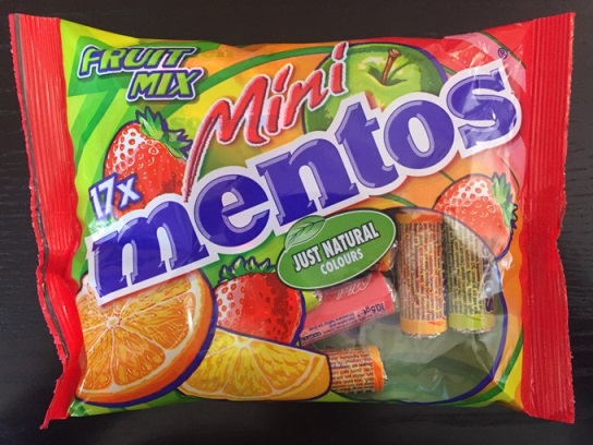 Mentos Mini - Bag (ONLY 2 LEFT)