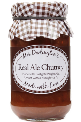*Mrs. Darlingtons Real Ale Chutney (ONLY 2 LEFT)