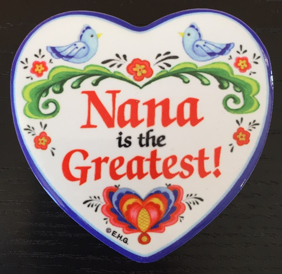 Nana is the Greatest magnet