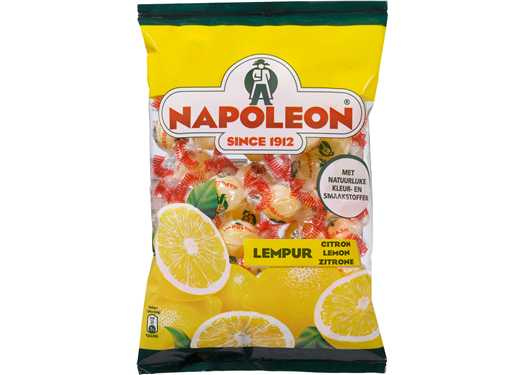 Napoleon Lempur lemon flavored