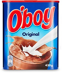 O'boy Original Chocolate Drink Mix