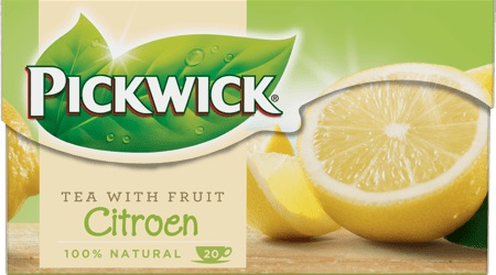 Pickwick Lemon Tea (Citroen thee)