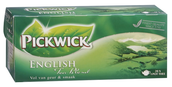 Pickwick English Blend Tea (for Teapot) (SPECIAL ORDER - 1 CASE)