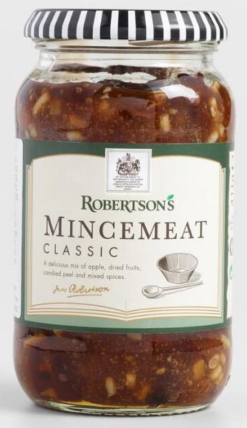 *Robertsons Mincemeat (PRE-ORDER)