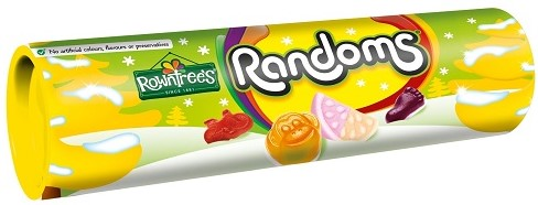 *Nestle Rowntrees Randoms Giant Tube (green)