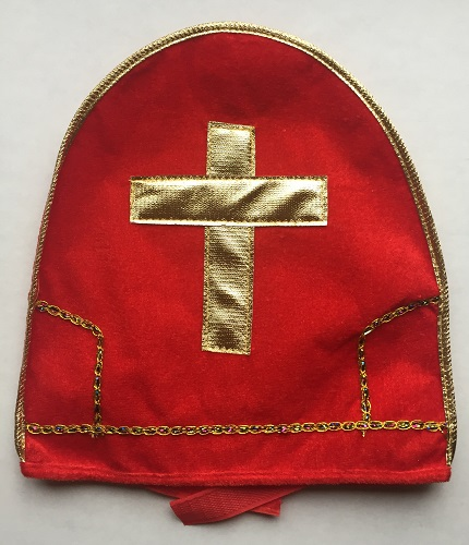 *Kids Sinterklaas Mitre (9 LEFT)