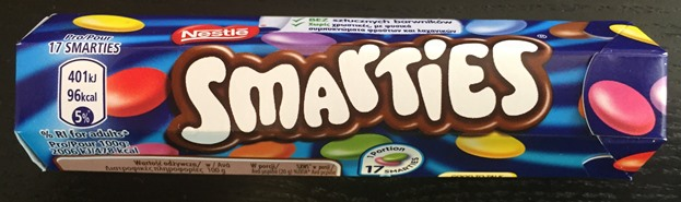 Nestle Smarties  (OUT OF STOCK)