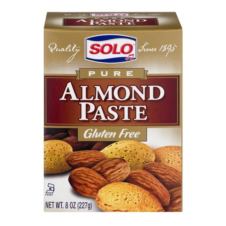 Solo Pure Almond Paste (Gluten Free)