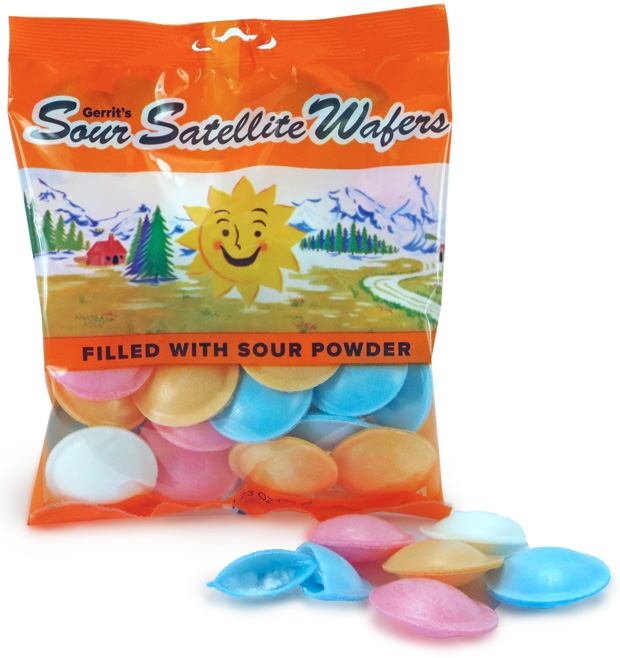 Satellite Wafers - Sour (1 LEFT)