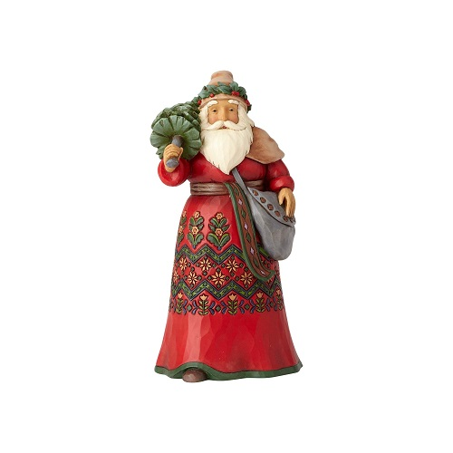 Jim Shore - Sweden Santa (OUT OF STOCK)