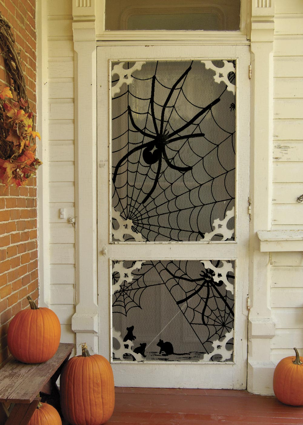 Tangled Web Scenic Panel 30% OFF! (3 LEFT)