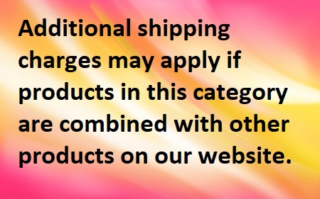 *Additional shipping charges may apply if Tulip products are com