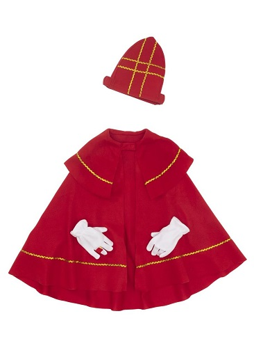 *Kids Outfit Sinterklaas (4-7 year old) (3 LEFT)