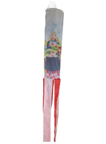 Wind Sock: Tulip Girl (OUT OF STOCK)