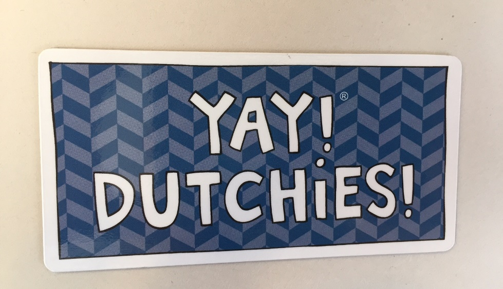 *Yay! Dutchies! Magnet