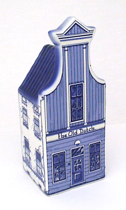 The Old Dutch 1600 Zaanse Gevel Large Canal House LIMITED STOCK