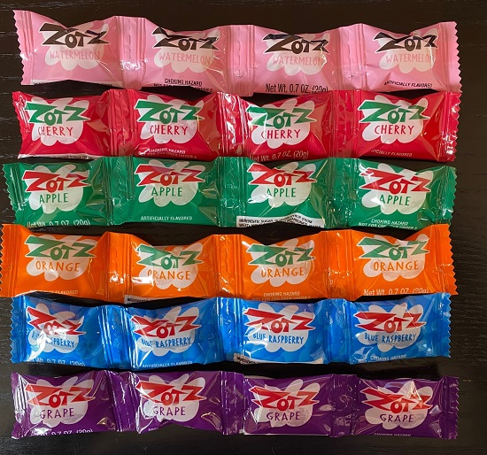 Zotz Fizz Candy String (prices is for 1 flavor only)