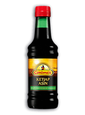 Ketjap Asin (Salted soy sauce) (ONLY 2 LEFT)