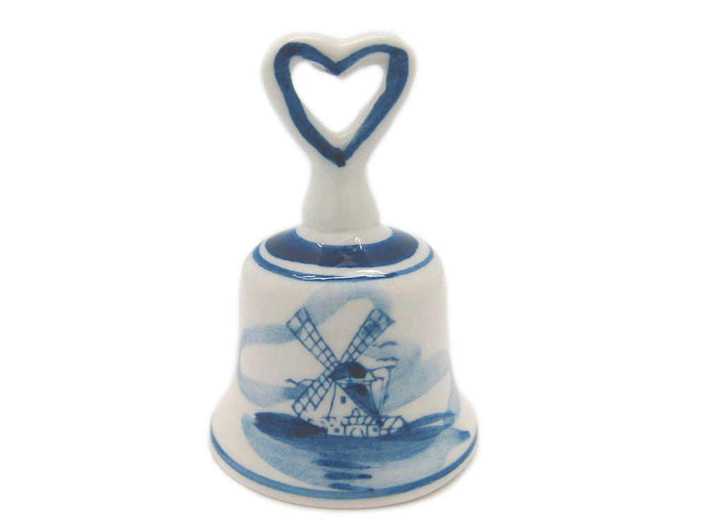 Dutch Bell with Heart   (MINIMUM ORDER 42)