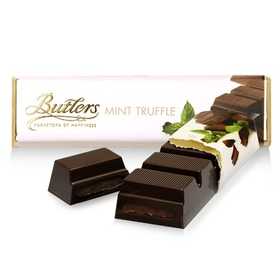 Butlers Mint Truffle Chocolate Bar