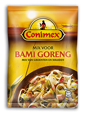 Conimex Bahmi Goreng Vegetable Mix