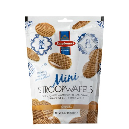 Daelman's Mini Stroopwafels (ONLY 3 LEFT)