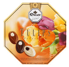 Droste Chocolate Tulip Selection (3 LEFT)